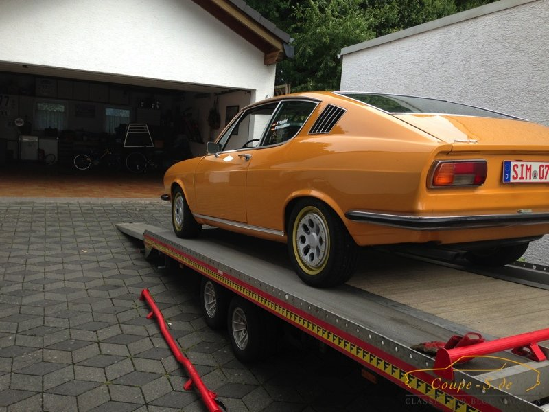 Audi 100 Coupe S 2013 -1