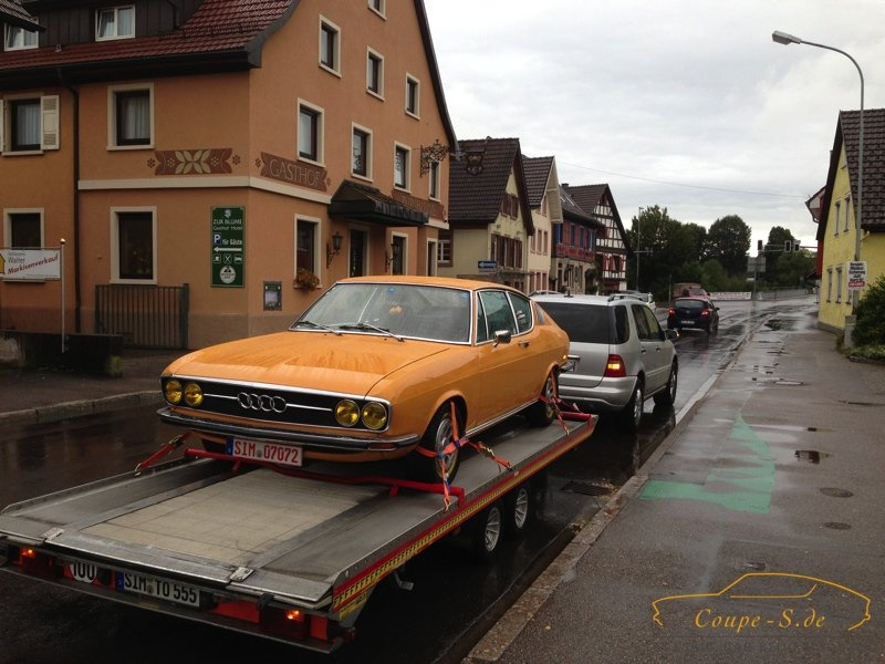 Audi 100 Coupe S 2013 -2